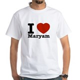 I Love Maryam Shirt