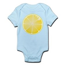 Lemon Infant Bodysuit