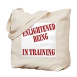 Enlightened Being Tote Bag