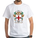 Udall Coat of Arms White T-Shirt