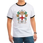 Udall Coat of Arms Ringer T
