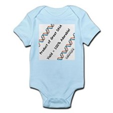 Funny Baby geek Infant Bodysuit