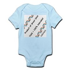 Cute Geek baby Onesie