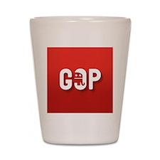GOP Shot Glass