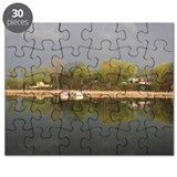 Calm Reflections Puzzle