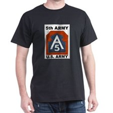 5armyletterspatch T-Shirt
