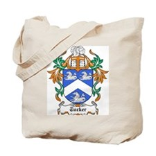 Tucker Coat of Arms Tote Bag