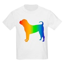 Chinese Shar Pei Kids T-Shirt