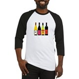 WINE Bottles Baseball Jersey