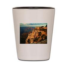 Grand Canyon Shot Glass