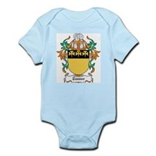Tanner Coat of Arms Infant Creeper
