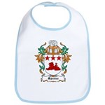 Spence Coat of Arms Bib