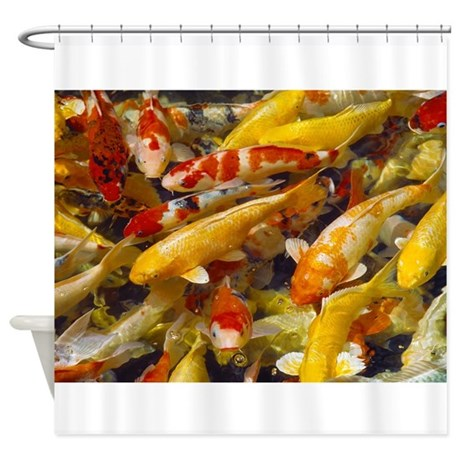 koi shower curtain | Flickr - Photo Sharing!