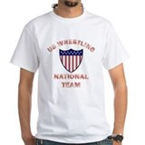 U.S. WRESTLING NATIONAL TEAM (light) Shirt