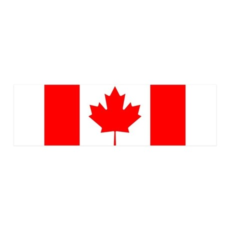 Canada 36x11 Wall Decal