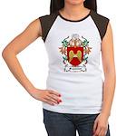 Seymour Coat of Arms Women's Cap Sleeve T-Shirt