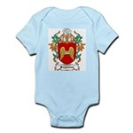 Seymour Coat of Arms Infant Creeper