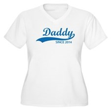 Daddy since 2014 T-Shirt