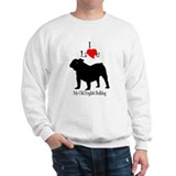Old English Bulldog Sweatshirt
