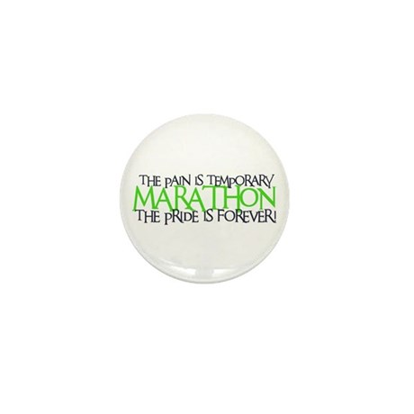 Marathon- The Pride is Forever Mini Button