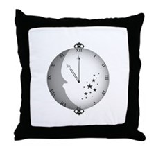 Eleventh Hour Throw Pillow