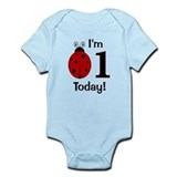 ladybug_im1today.png Infant Bodysuit