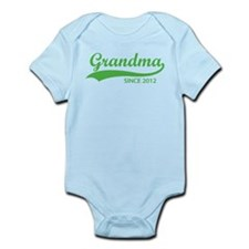 Grandma since 2012 Infant Bodysuit