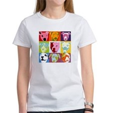 Pit bull rescue Tee
