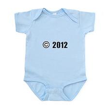 Copyright 2012 Infant Bodysuit