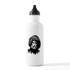 Vazha Pshavela - Georgian poet Water Bottle