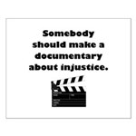 Documentary Injustice Small Poster
