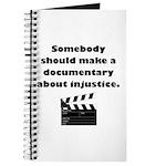 Documentary Injustice Journal