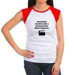 Documentary Injustice Women's Cap Sleeve T-Shirt