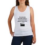 Documentary Injustice Women's Tank Top
