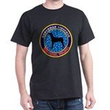 Doberman Pinscher Black T-Shirt