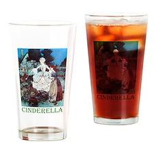 Cinderella Drinking Glass