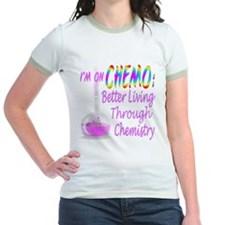 Im On Chemo Pink T