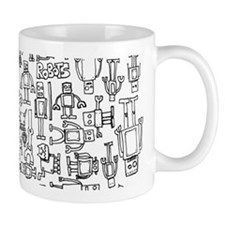 Robots Mug