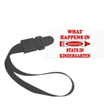 Cool Back to school Luggage Tag