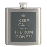 Keep Ca... Why is the Rum Gone!? Flask