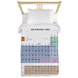 Periodic Table Twin Duvet