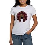 Native War Bonnet 09 Women's T-Shirt