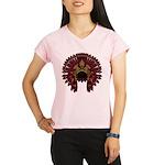 Native War Bonnet 09 Performance Dry T-Shirt