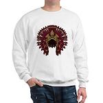 Native War Bonnet 09 Sweatshirt