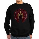 Native War Bonnet 09 Sweatshirt (dark)