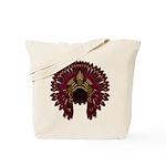 Native War Bonnet 09 Tote Bag