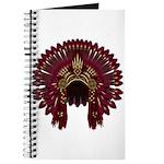 Native War Bonnet 09 Journal