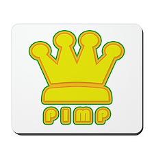 King Pimp Mousepad