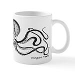 Irregular Times Octopus Mug