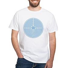Blue Labyrinth Shirt
